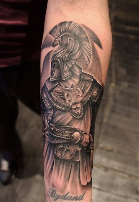 achilles tattoo black and grey achilles design by lionel kokkinis