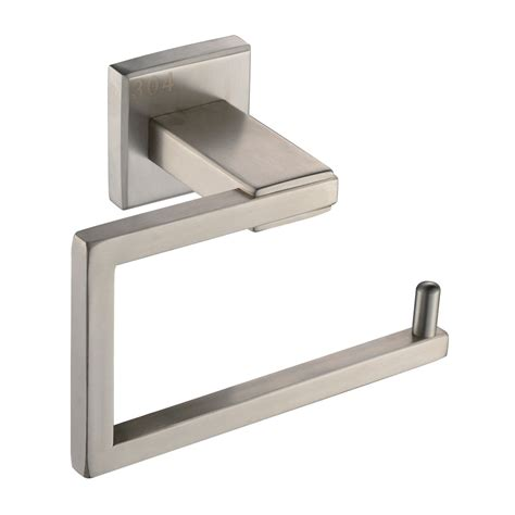 Kes Bathroom Accessories Toilet Tissue Holder Towel Ring Brushed Stainless Steel Bathroom Accessories