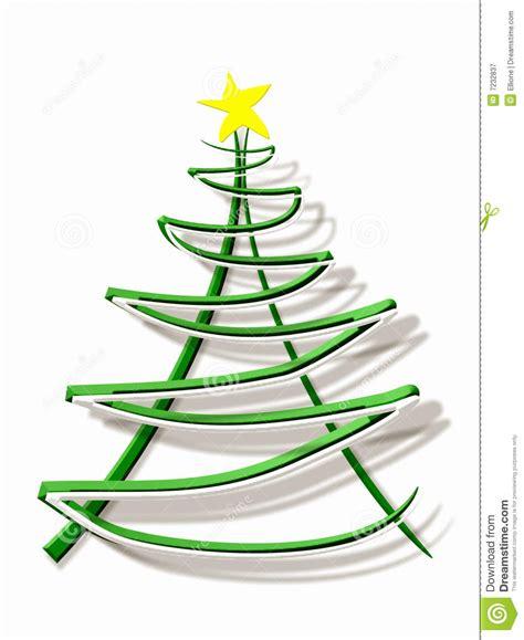 weihnachtsbaum stock abbildung bild von elegant