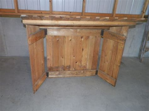 how to build an outdoor manger for a nativity large wood manger stable creche outdoor nativity 44 x 36 solid wood what s it worth