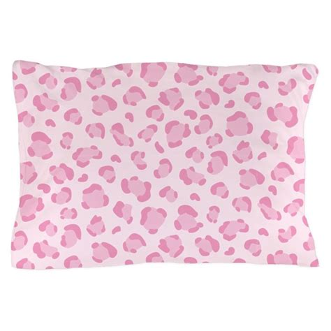 Pink Leopard Pillow Pet by Pink Leopard Pattern Pillow By Inspirationzstore