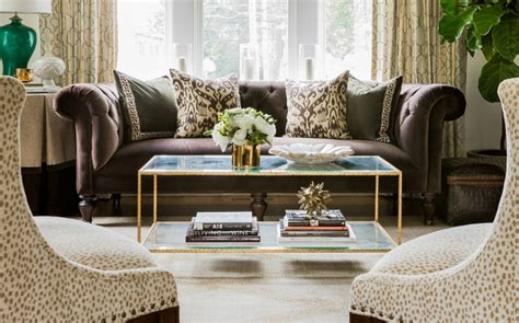 Leopard Living Room by Living Room Ideas Leopard Pattern