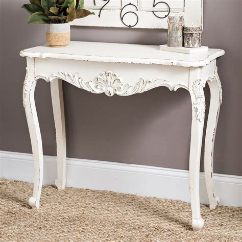 Distressed Entryway Table 17 Best Images About Cottage Charm Ideas On Metals And Framed Prints