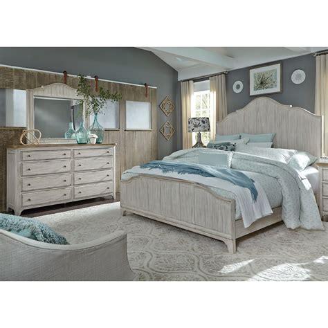 Farmhouse King Bedroom Set by Liberty Furniture Farmhouse Reimagined 652 Br Kpbdm King