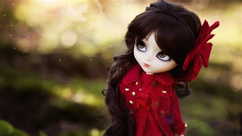whatsapp wallpaper doll beautiful toys doll brown hd pics images