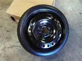 2013 2014 2015 chevy malibu spare wheel tire donut 17