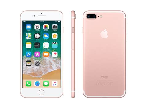 smartphones apple iphone 7 plus apple iphone 7 plus 128gb gold