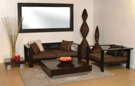 Furniture In A Small Living Room Living Room Terrific Brown Colored Wicker Decoration In The Living Room Corner Next To