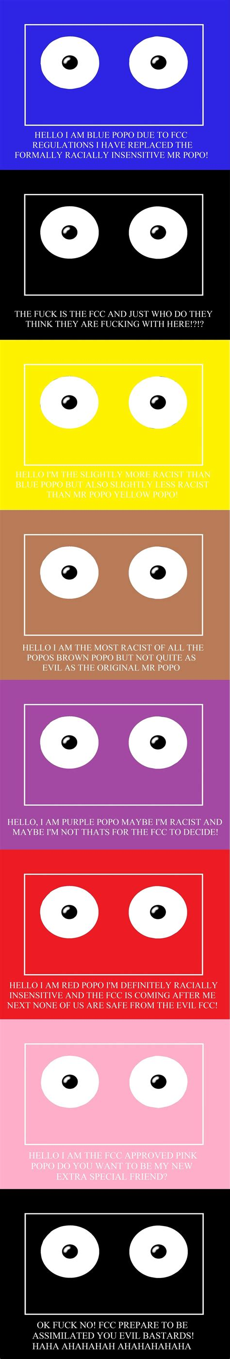 Popo Memes - mr popo demotivational meme by thesalsaman on deviantart