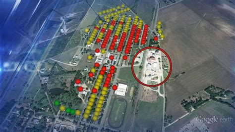 west texas explosion map west fertilizer co west tx explosion 15 dead 200 wounded