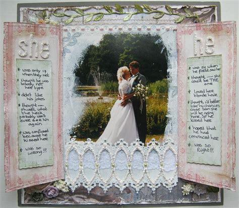 wedding scrapbook layout titles 25 best ideas about wedding scrapbook on pinterest