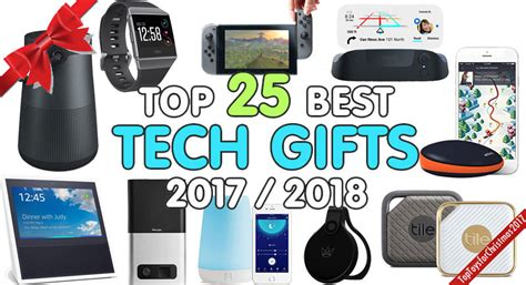 tech gifts  top electronic gifts  christmas