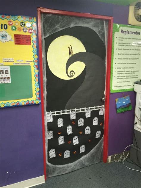 Nightmare Before Door Decorations by Nightmare Before Door For School Decorations Nightmare