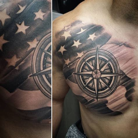 american tattoos for men american flag tattoos for designs and