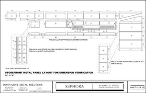 sephora floor plan sephora at galleria at roseville innovative metal
