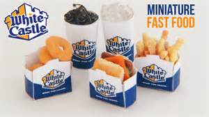 white castle how to make miniature fast food polymer