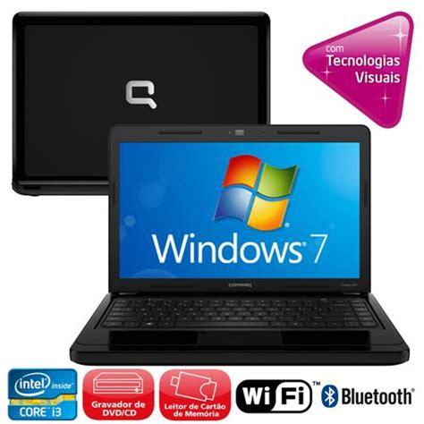 Kipas Laptop Compaq Cq43 notebook hp compaq presario cq43 325br intel 174 core i3 2330m 3gb 640gb gravador de dvd