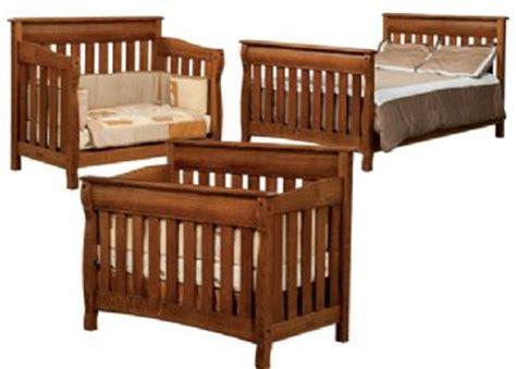 Oak Cribs by Town Oak Castlebury Crib