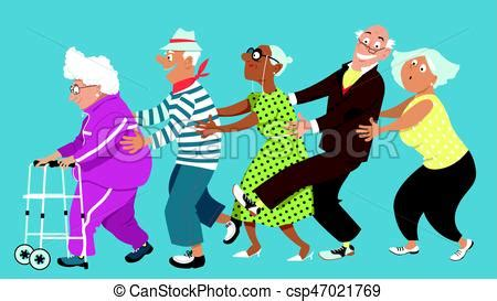 Small Beach Cottage Plans retirement home conga diverse group of active senior