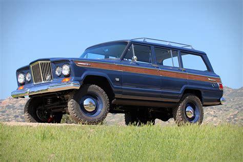 jeep kaiser wagoneer icon 1965 kaiser wagoneer suv uncrate