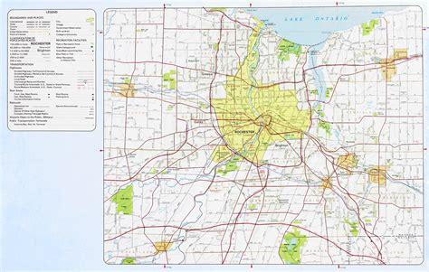rochester ny rochester ny map roundtripticket me