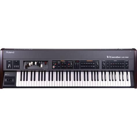 Keyboard Roland Stage roland v combo vr 700 stage keyboard vr 700 b h photo