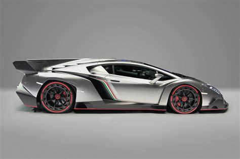 File:Lamborghini Veneno, Car Zero (profile)   Wikipedia