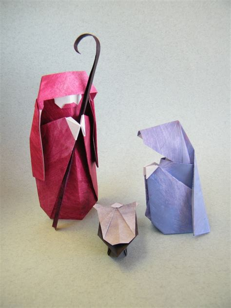 Origami Baby Jesus - 24 themed origami models to fill you with