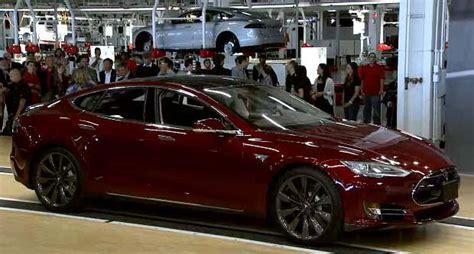 Tesla Model S Retail 2013 Tesla Model S Launches Today