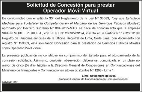 contrato de prestacin de servicios virgin mobile mxico virgin mobile ya tiene concesi 243 n para ser el quinto