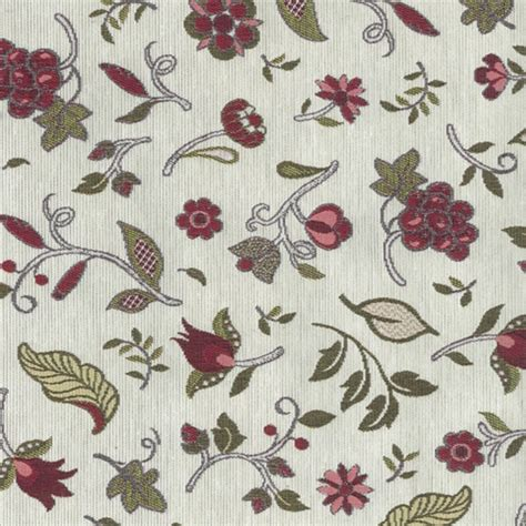 signature home decor home decor fabric signature jaliska 13 red fabricville