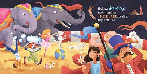 circus picture books professional book designer picture book design