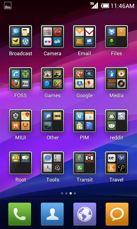 Miui App Drawer by Miui Es Muy Bueno For Android Open Attitude