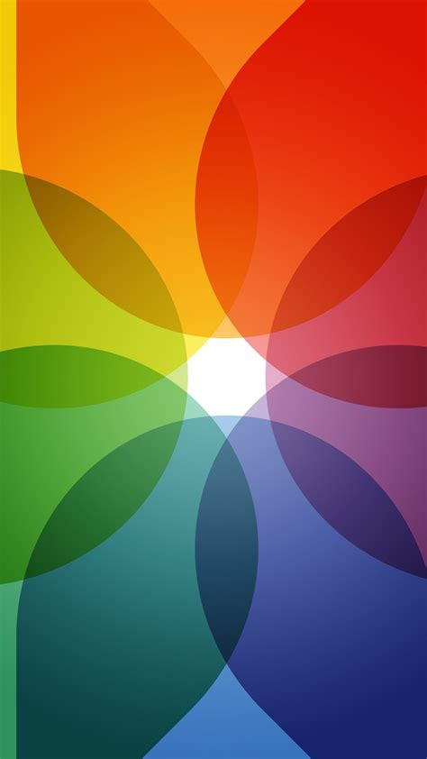 Colorful Wallpaper For Android Mobile | colorful circles hd android wallpaper for mobile
