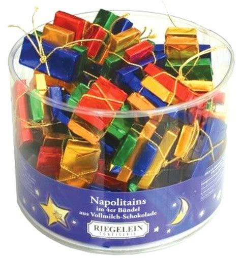 fairtrade christmas tree decorations napolitains