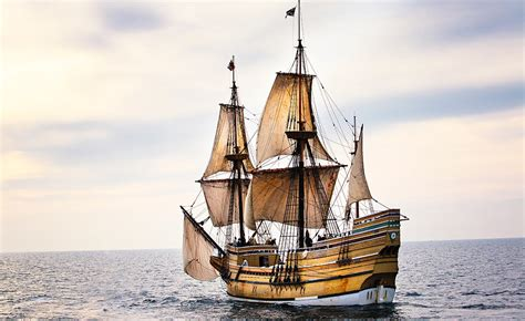 Boat Yumeida K 1620 tour of mayflower ship 1620 ship of the pilgrims the puritan s journey