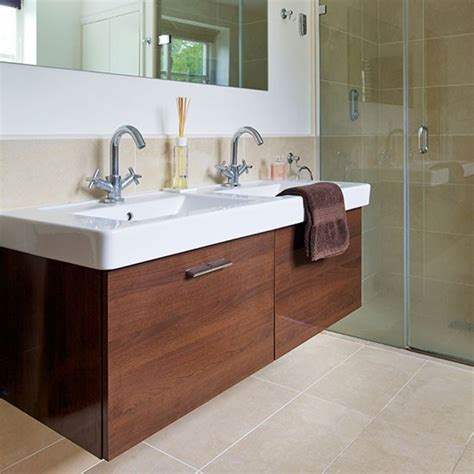 Vanity Units For Bathroom Uk by Modern Bathroom With Vanity Unit Decorating