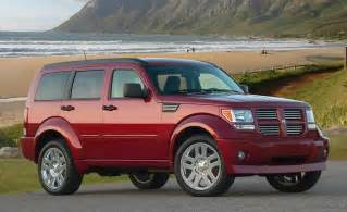 2008 Dodge Nitro Car And Driver