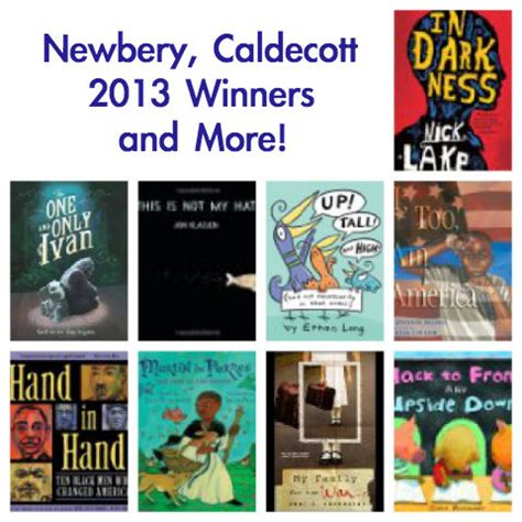 newbery award picture books best books for pragmaticmom