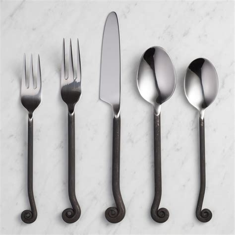 artistic flatware treble clef flatware world market