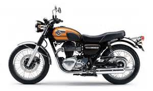 The 2017 kawasaki w800 final edition will available in limited numbers