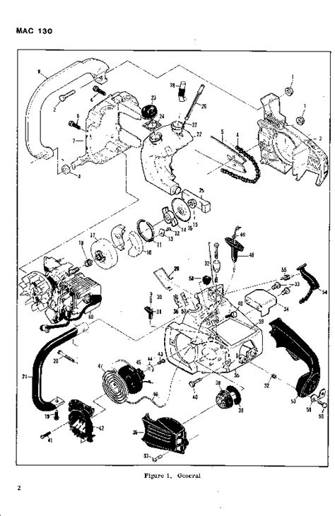 eager beaver chainsaw parts diagram mcculloch chainsaw parts ebay autos post
