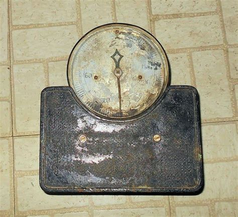 vintage bathroom scales antique detecto bathroom scale collectors weekly