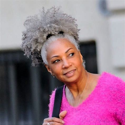 natural gray african american hair styles 189 best images about textured grays on pinterest going