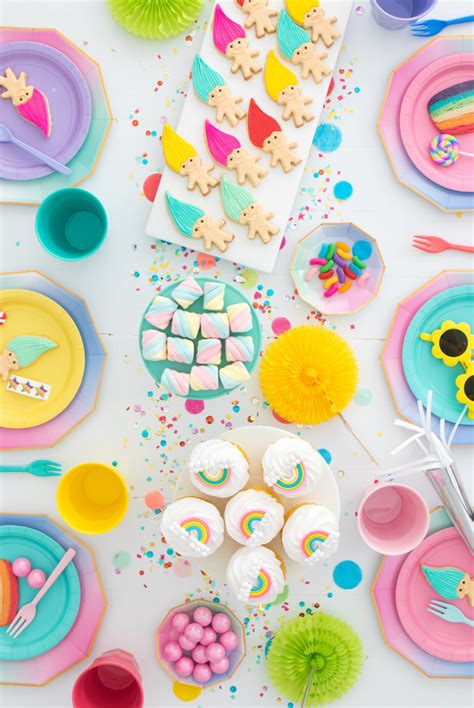 Christmas Gift For Best Friends - 20 terrific trolls party ideas pretty my party