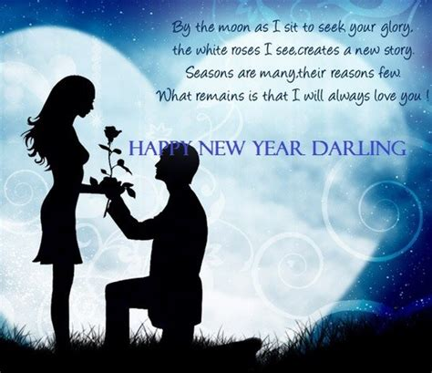 romantic new year 2015 wishes images for girl boy friend