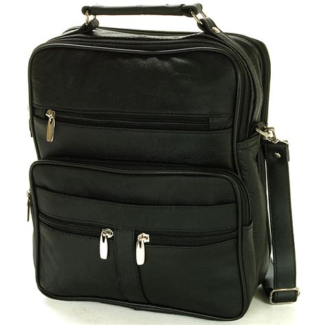 Travel Organizer Handbag leather travel bag multipurpose organizer handbag