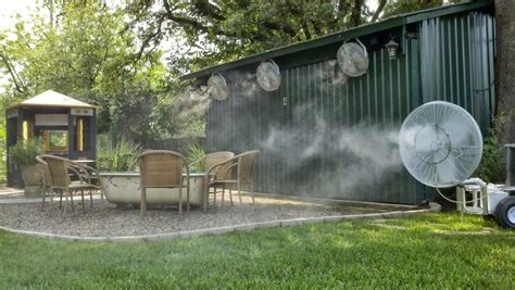 backyard misting system misters for backyard 28 images gardening landscaping