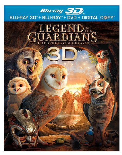 legend of the guardians the owls of ga hoole 3d ign