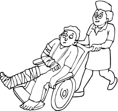 free coloring pages of medicine